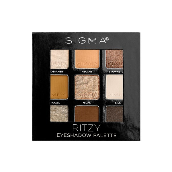Sigma On The Go Ritzy Palette Closed