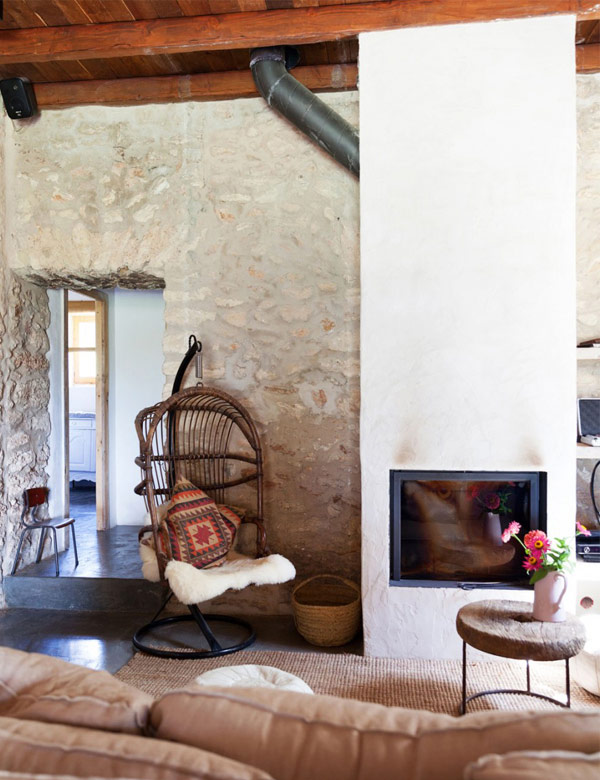 A beautiful old farmhouse on Ibiza | My Cosy Retreat