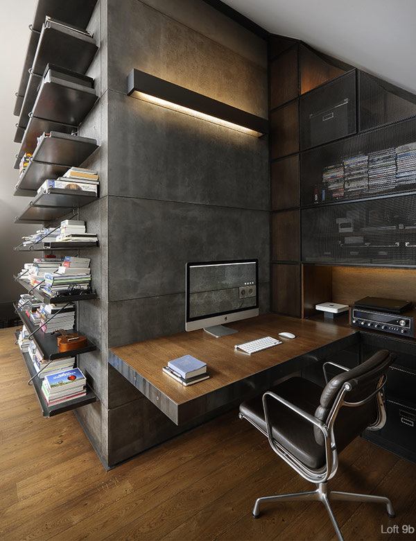Amazing industrial attic apartment in Sofia | My Cosy Retreat