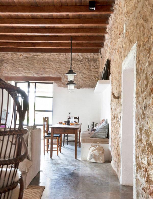 A beautiful old farmhouse on Ibiza | My Cosy Retreat