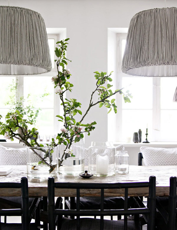 A beautiful white home in Denmark | My Cosy Retreat
