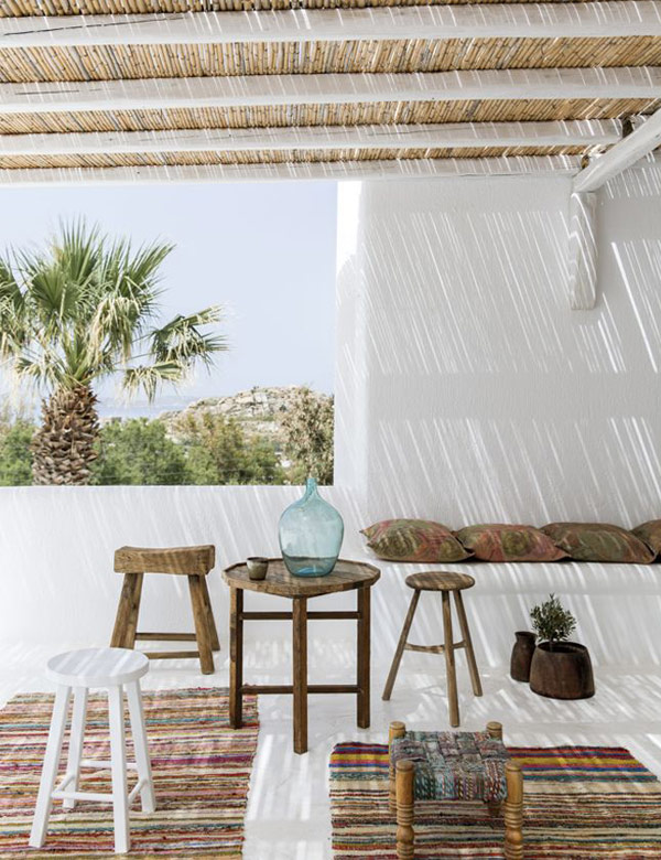 10 serene and stunningly beautiful Mediterranean patio ideas | My Cosy Retreat