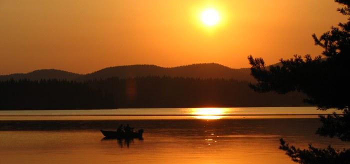 The most romantic sunset | My Cosy Retreat