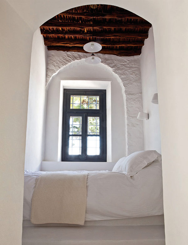 The Greek home of Tina Komninou on the island of Hydra | My Cosy Retreat