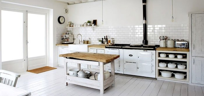 10 amazing rustic Scandinavian kitchen designs - My Cosy Retreat ...