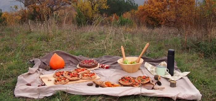 A fabulous Sunday autumn picnic | My Cosy Retreat