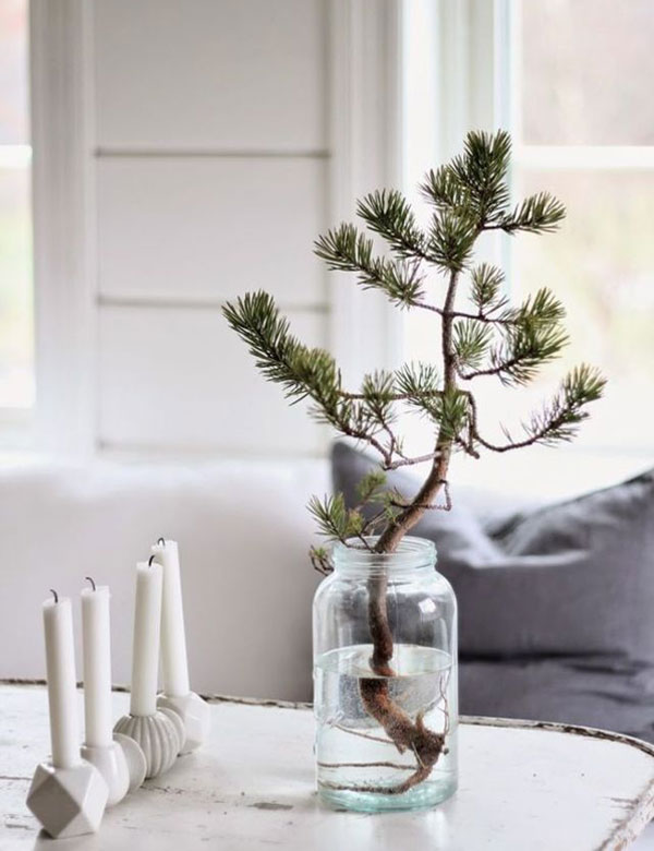 Cosy minimalist Christmas decorations | My Cosy Retreat