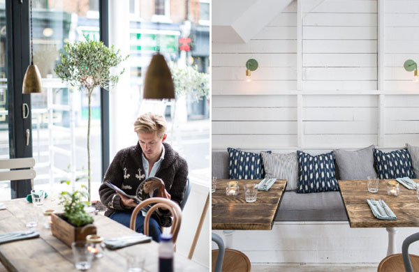 Hally's Cafe in London | My Cosy Retreat