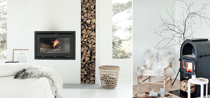 Let's cosy up by the fireplace   My Cosy Retreat