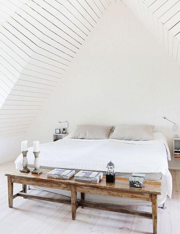 10 beautiful and romantic attic bedroom designs| My Cosy Retreat