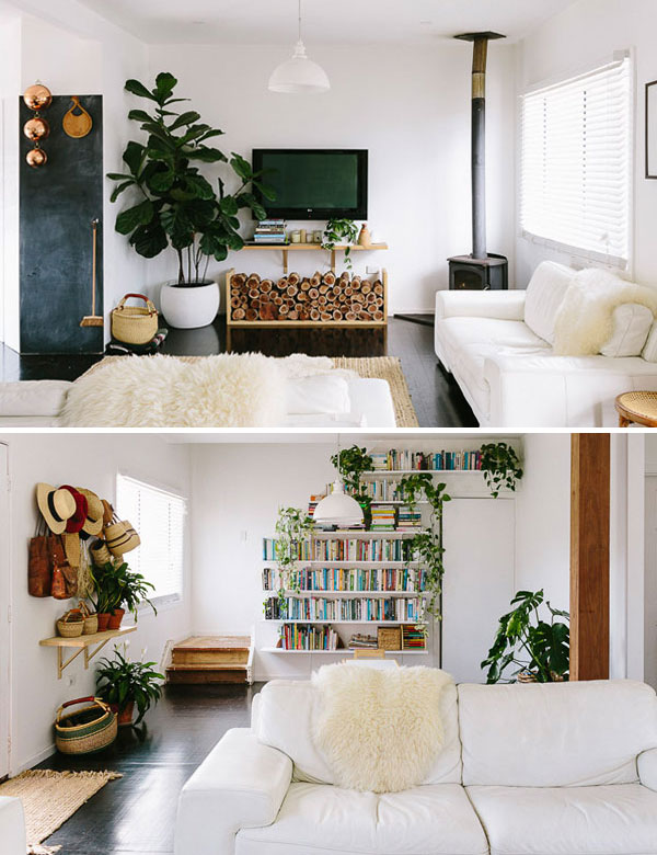 Romantic bohemian home in Australia | My Cosy Retreat