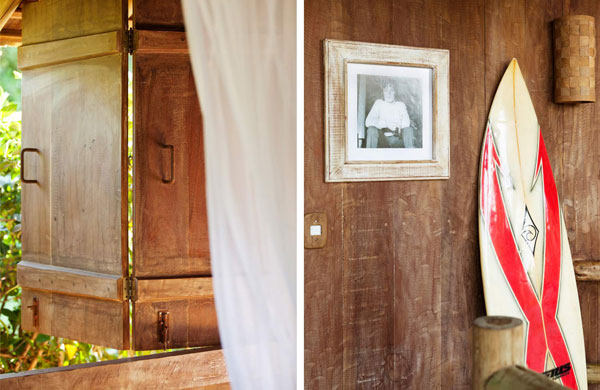 A dreamy tropical wooden retreat in Trancoso, Brazil | My Cosy Retreat