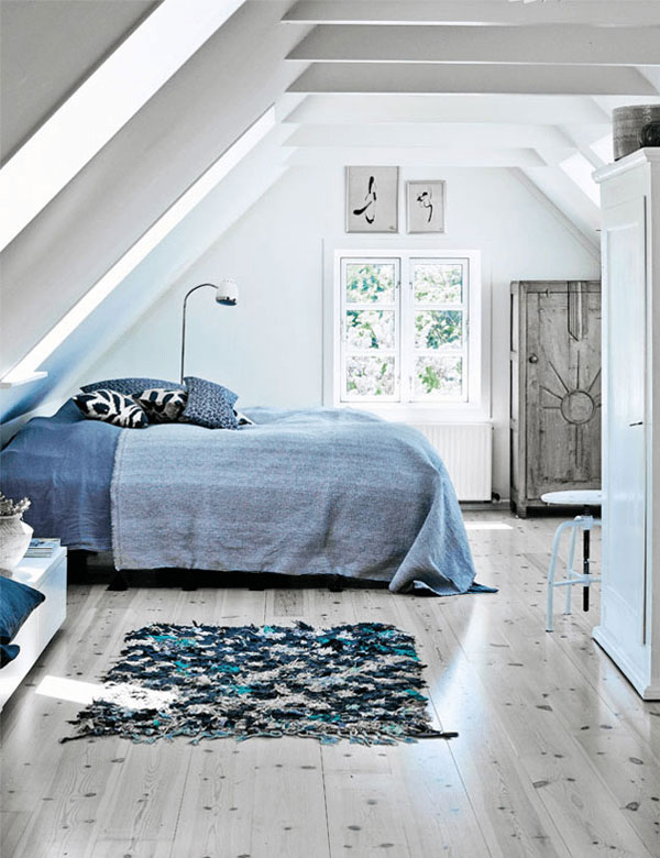 Bright and romantic old fisherman's cottage in Denmark | My Cosy Retreat