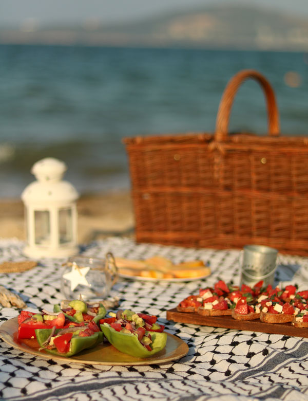 A magical and serene summer beach picnic | My Cosy Retreat