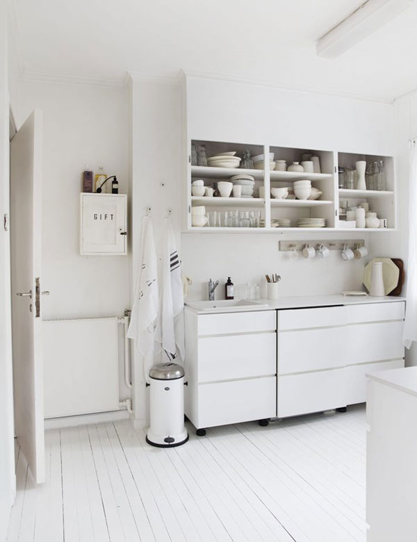 A serene white home in Norway   My Cosy Retreat
