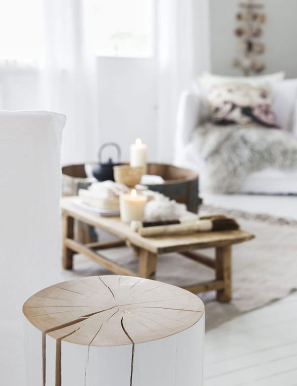 A serene white home in Norway | My Cosy Retreat