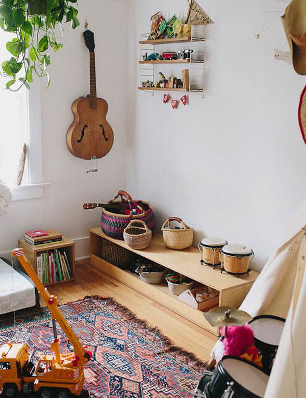 10 lovely bohemian chic kids room designs | My Cosy Retreat