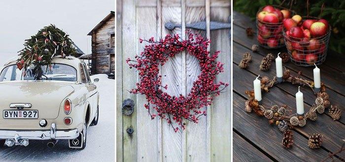 Classic red minimalist Christmas inspirations   My Cosy Retreat