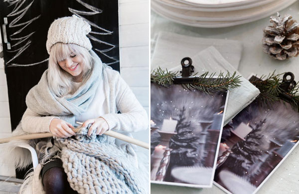 Fairytale Christmas decor in a beautiful Dutch cottage in Friesland | My Cosy Retreat