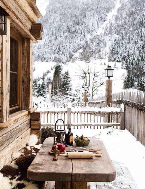 Lovely winter vibes to inspire you for the weekend | My Cosy Retreat