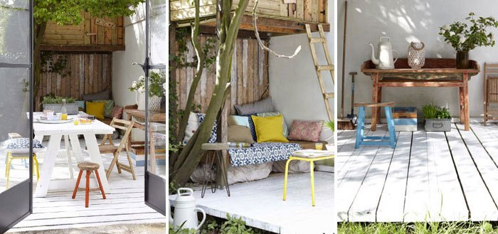 Colorful apartment with pretty rustic garden   My Cosy Retreat