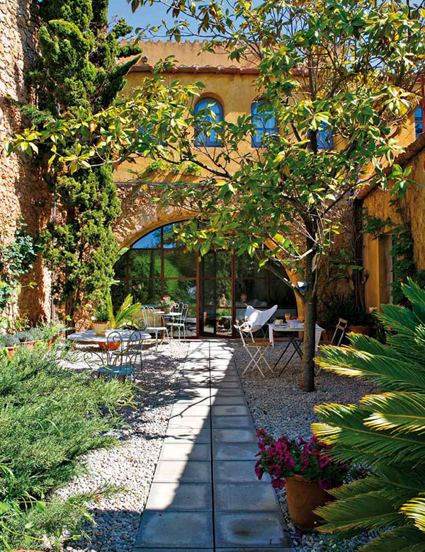 Les Hamaques: an enchanting country hotel in Costa Brava, Spain | My Cosy Retreat