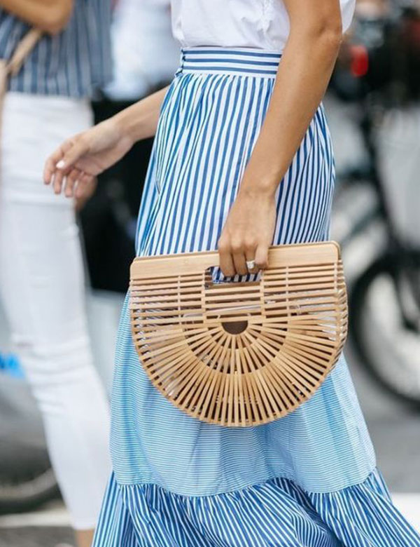 Chic and stylish straw bags for Summer 2017 | My Cosy Retreat