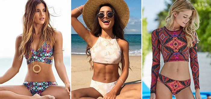 10 gorgeous bohemian swimsuits for Summer 2017   My Cosy Retreat