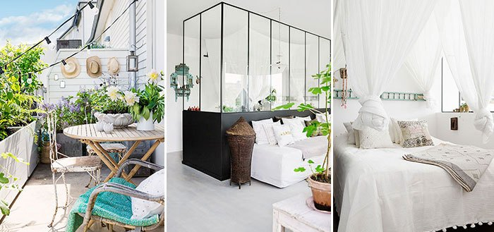 Small and cute ethnic chic Swedish apartment in Stockholm | My Cosy Retreat