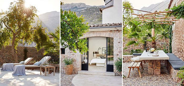 Sunny holiday villa on the beautiful island of Mallorca | My Cosy Retreat