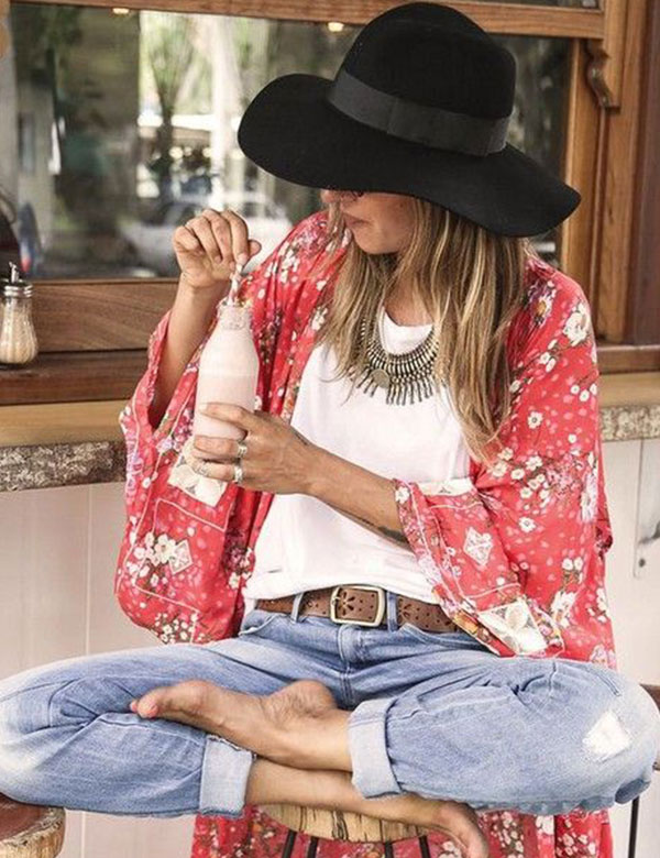 10 gorgeous spring boho-chic outfits | My Cosy Retreat
