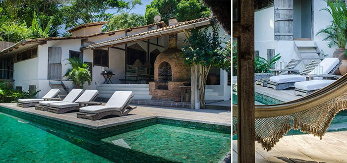 Casa Tiba, a dreamy bohemian chic house for rent in Brazil | My Cosy Retreat