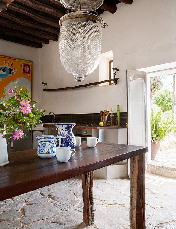 A charming 400-year old cave house on Ibiza | My Cosy Retreat