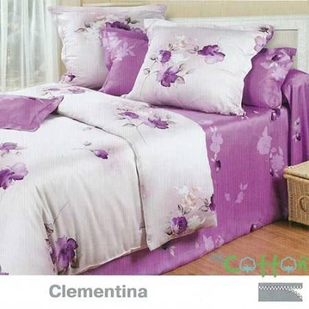 Постельное белье COTTON DREAMS Тенсель (Tencel) - Clementina