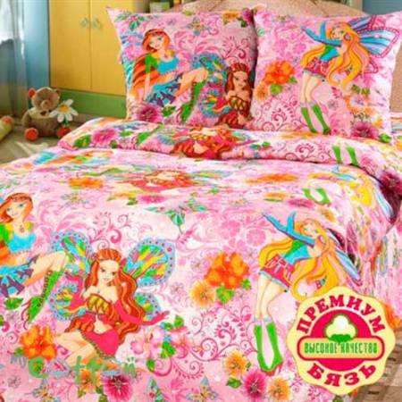 Детское постельное белье ДБ-26