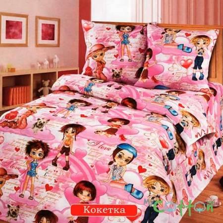 Детское постельное белье ДБ-37
