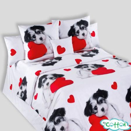 Детское постельное белье Doggy ( Догги)