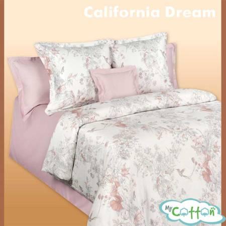 Постельное белье COTTON DREAMS Милан (Milan)- California Dream (Калифорния Дрим)