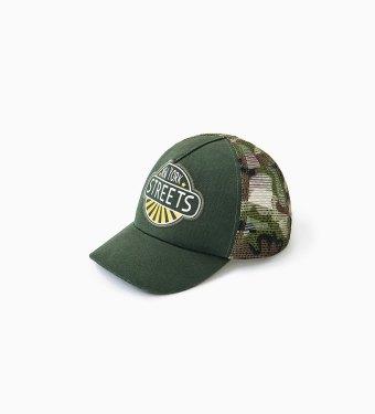 Καπέλο τζόκεϊ, www.zara.com/gr
