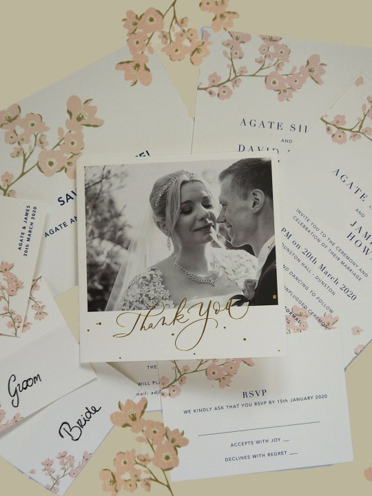 Papier – top choice for all your wedding stationary