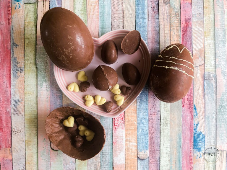 how to make Easter eggs at home