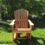Adirondack Chairs And Benchese Hand Crafted For Lawn And