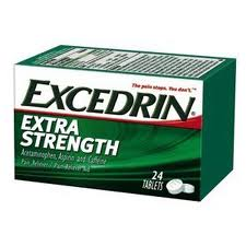 excedrin 24 ct