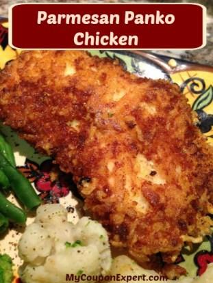 parmesan Panko Chicken MCE