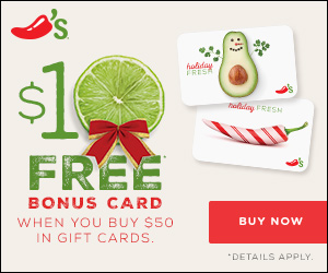 chili gift card deal