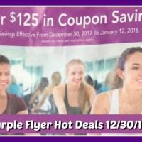Publix Purple Advantage Flyer December 30th – January 12th!