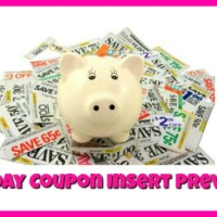 Coupon Insert Preview – Sunday, June 17th!