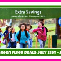 Publix GREEN Flyer July 21st – August 3rd!