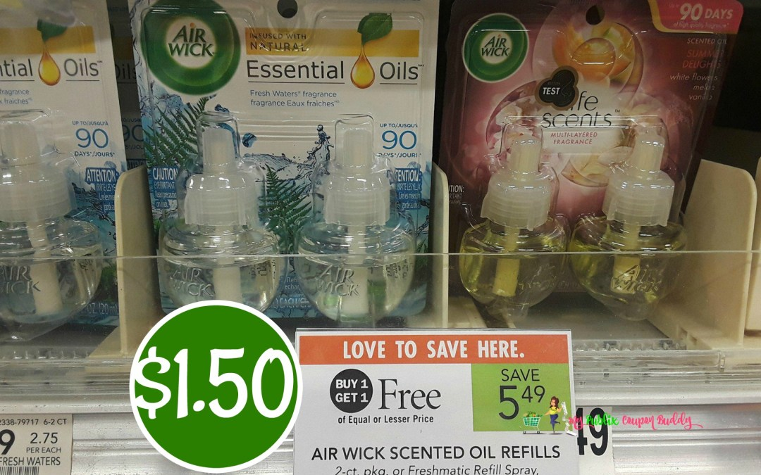 Remarkable Air Wick Oil Twin Packs 1 50 At Publix My Publix Coupon Buddy Interior Design Ideas Inesswwsoteloinfo