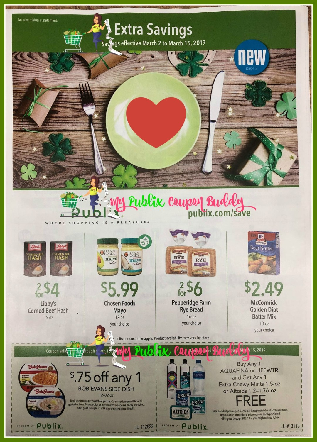 How to Coupon at Publix Week One | My Publix Coupon Buddy